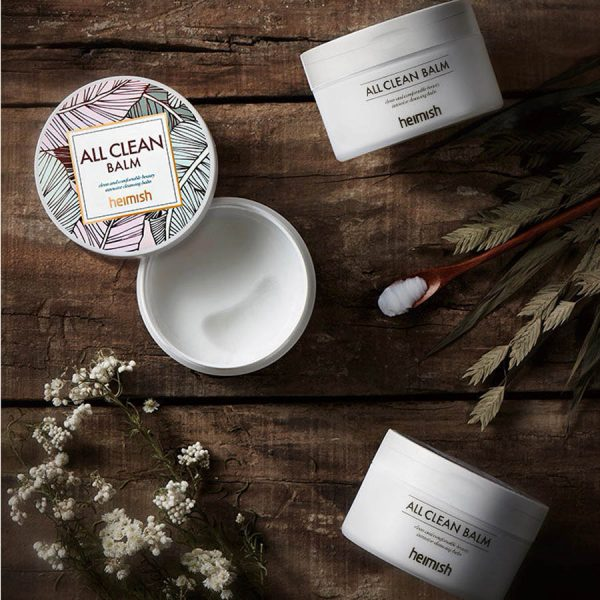 HEIMISH All Clean Balm Oil Cleansing Balsam Makeup Remover Abschmink Balsam Ölreinigung Ambient