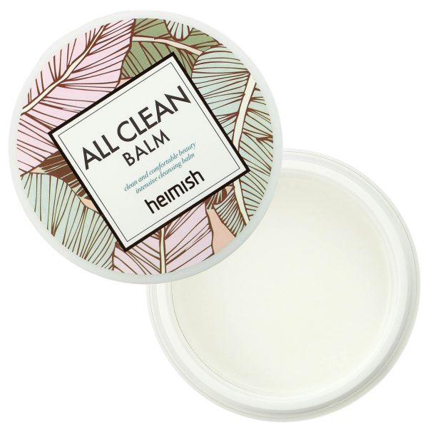 HEIMISH All Clean Balm Oil Cleansing Balsam Makeup Remover Abschmink Balsam Ölreinigung Dose