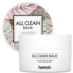 HEIMISH All Clean Balm Oil Cleansing Balsam Makeup Remover Abschmink Balsam Ölreinigung kaufen Deutschland bestellen Rabattcode billiger Preisvergleich