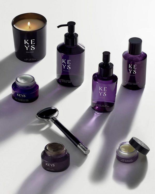 KEYS SOULCARE Produkte Kollektion Skincare Linie Hautpflegelinie