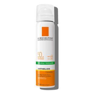 LA ROCHE-POSAY Anthelios transparentes Spray Gesicht SPF 50 Anti-Shine invisible fresh mist kaufen bestellen preisvergleich erfahrungen
