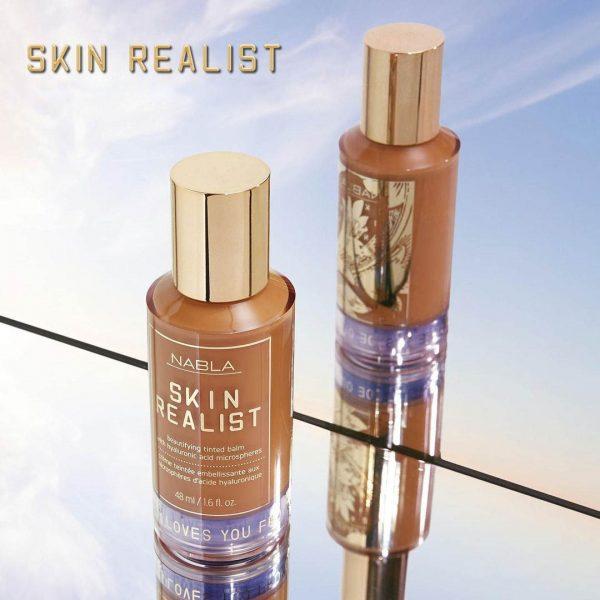 NABLA Skin Realist Beautifying Tinted Balm Foundation Ambient