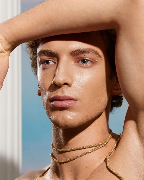 NABLA Skin Realist Beautifying Tinted Balm Foundation medium skin