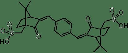 Terephtalidene Dicamphor Sulfonic Acid - Mexoryl SX