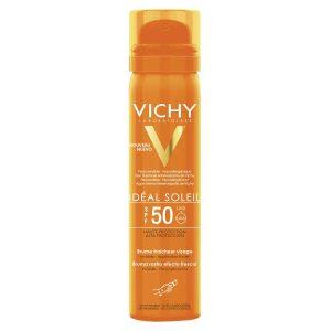 VICHY Ideal Soleil Erfrischendes Sonnenspray Gesicht SPF 50 Sonnenschutz UVA UVB Spray kaufen bestellen Erfahrungen