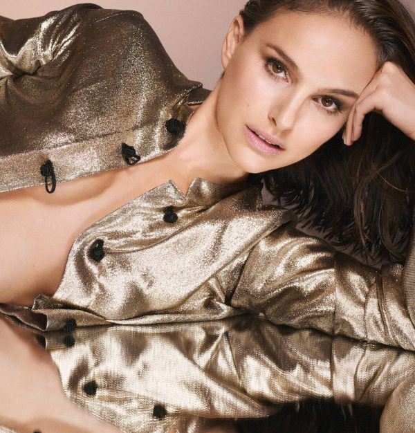 DIOR Forever Skin Glow Foundation Natalie Portman Promo