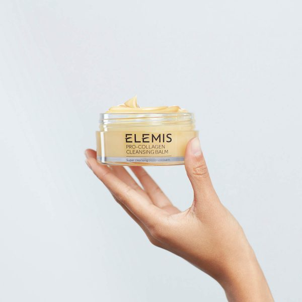 ELEMIS Pro-Collagen Cleansing Balm Oil Cleansing Balsam Tiegel