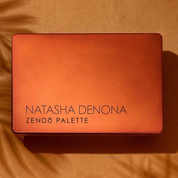 NATASHA DENONA Zendo Palette Eyeshadow Case