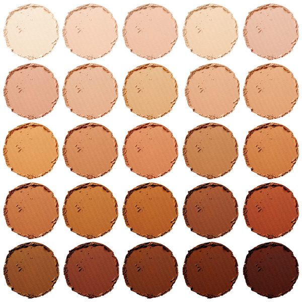 PÜR COSMETICS 4-in-1 Pressed Mineral Makeup Broad Spectrum SPF 15 Powder Foundation Shades Colors Farben Nuancen