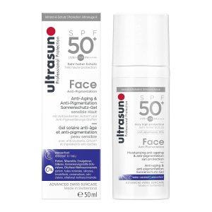 ULTRASUN Anti Pigmentation Face SPF 50 plus kaufen bestellen Preisvergleich Rabattcode Erfahrungen
