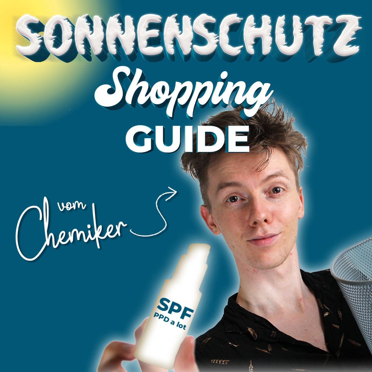 Sonnenschutz Guide beste Sonnencreme Gesicht Test Empfehlung Erfahrungen Review Chemiker empfiehlt