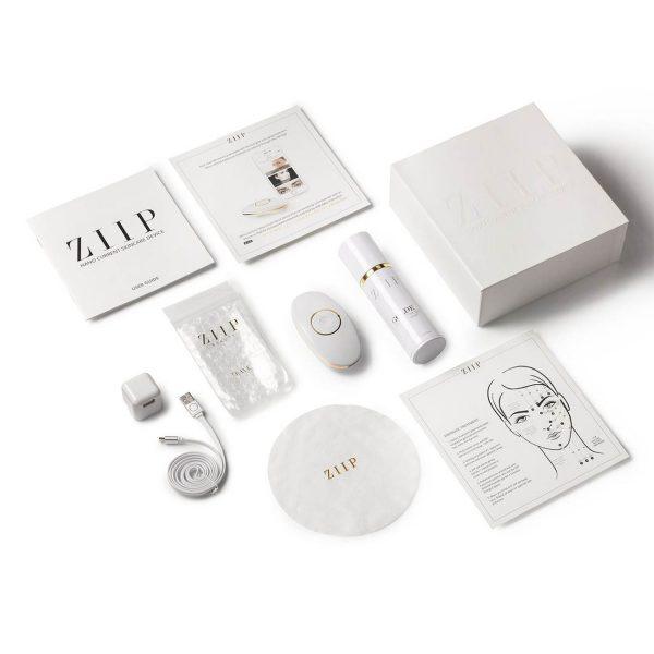 ZIIP BEAUTY GX Microcurrent Device Set Stromimpulse Anti-Aging GX Golden Serum Set kaufen Deutschland bestellen Erfarungen Test Review