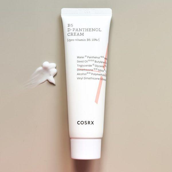 COSRx Balancium B5 D-Panthenol Cream Review Test Erfahrungen