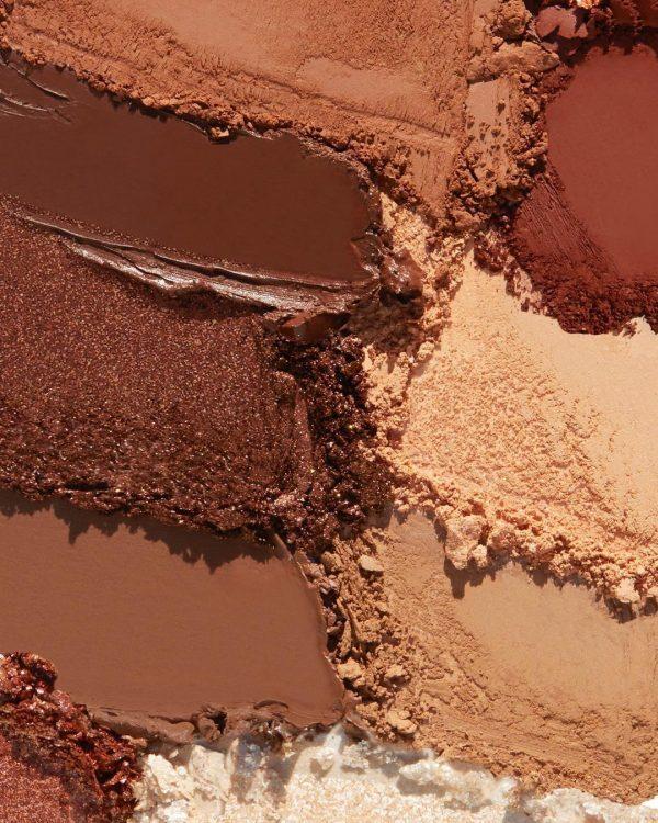 PATRICK TA Major Dimension Eyeshadow Palette Texture Ambient