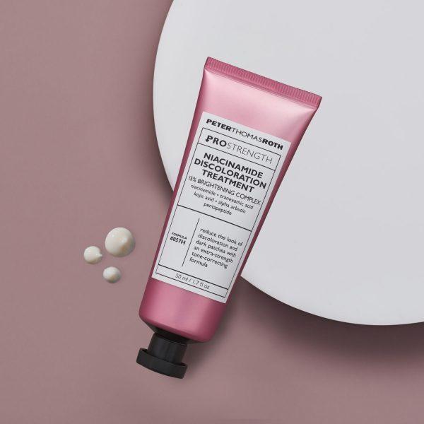 PETER THOMAS ROTH PRO Strength Niacinamide Discoloration Treatment kaufen Deutschland bestellen Hyperpigmentierung Pigmentflecken Erfahrungen Review Test