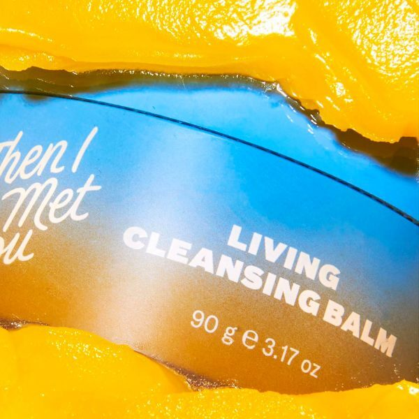 THEN I MET YOU Living Cleansing Balm Mango