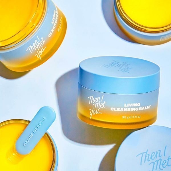THEN I MET YOU Living Cleansing Balm Visual