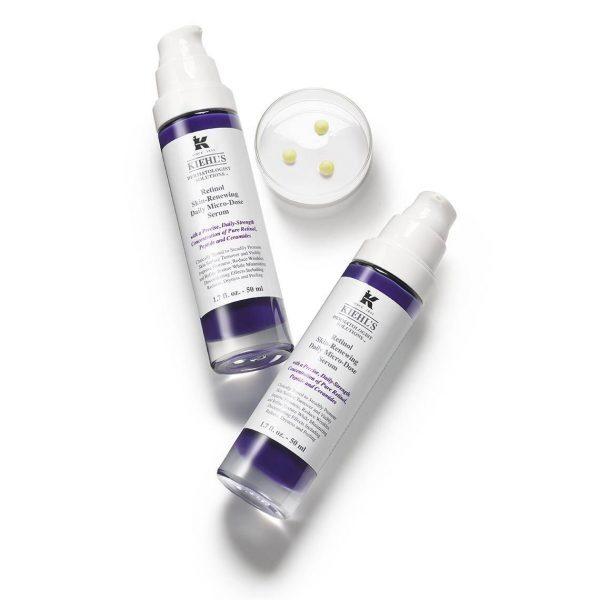 KIEHL'S Retinol Skin-Renewing Daily Micro-Dose Treatment Ambient
