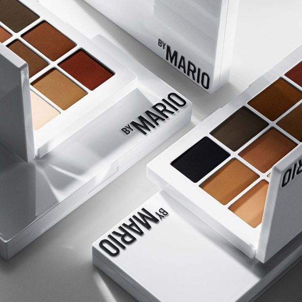 MAKEUP BY MARIO Master Mattes Eyeshadow Palette Ambient