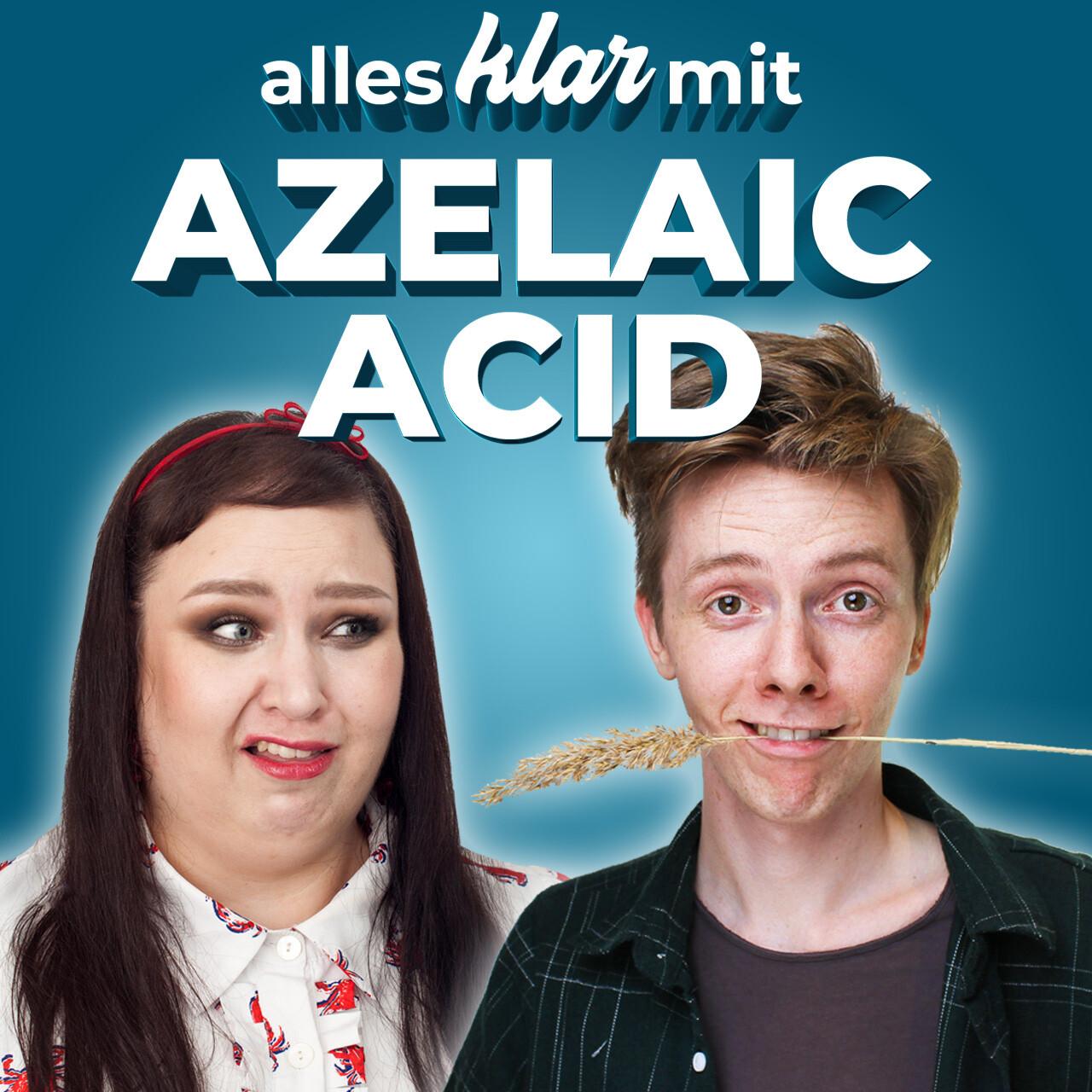 Azelainsäure Azelaic Acid Pickel Akne Hyperpigmentierung Pigmentflecken Pickelmale Pickelnarben rote Punkte Rötungen Rosacea