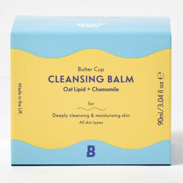 BY BEAUTY BAY Butter Cup Cleansing Balm Packaging