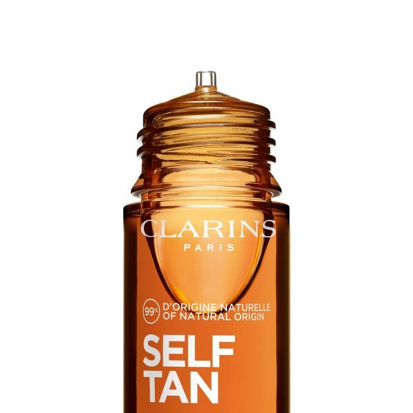CLARINS Self Tan Radiance-Plus Golden Glow Booster Drops Body Dropper