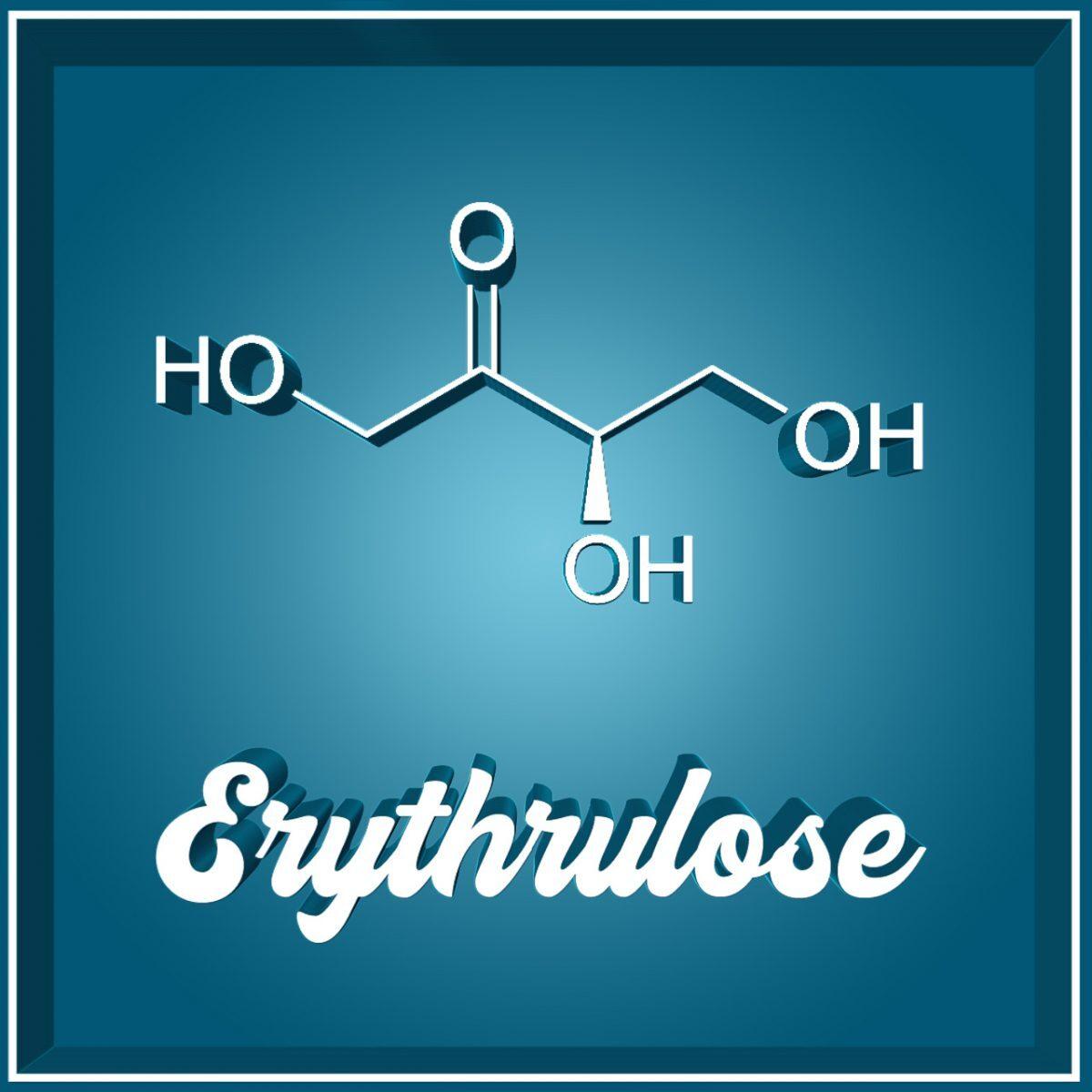 Erytrulose-Selbstbräuner-Selftanner-Molekül
