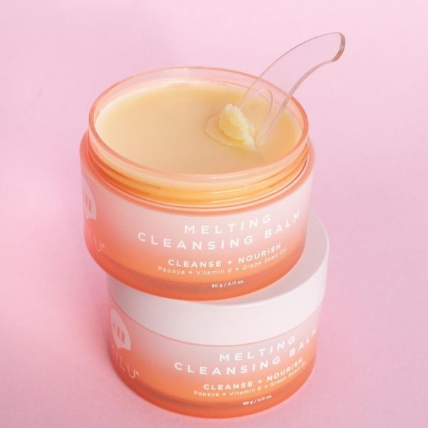 MILU Off-duty Melting Cleansing Balm Ambient