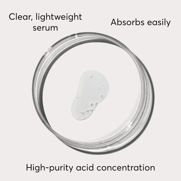 NATURIUM Azelaic Topical Acid 10 Niacinamide Vitamin C Textur