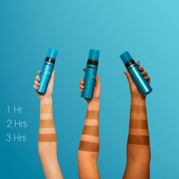 ST. TROPEZ Self Tan Express Bronzing Mousse Swatches Farben Colors Shades