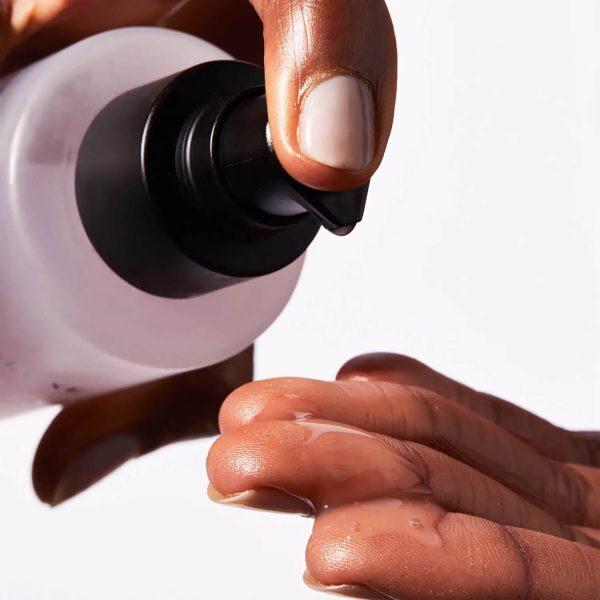 TAN-LUXE Super Glow Body Hyaluronic Self-Tan Serum Selbstbräuner Anwendung