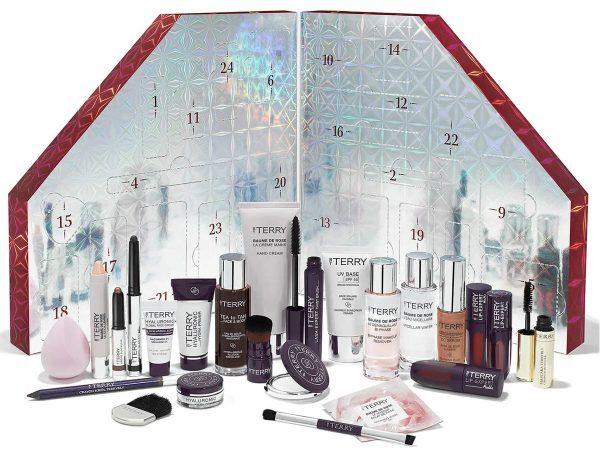BY TERRY Adventskalender 2021 Inhalt Jewel Fantasy Advent Calendar
