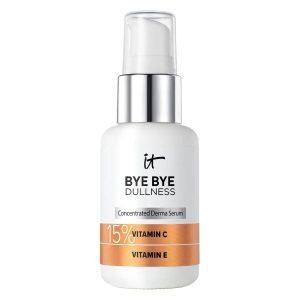IT COSMETICS Bye Bye Dullness Vitamin C Serum 15 Ascorbic Acid Ascorbinsäure Hyperpigmentierung fahle Haut kaufen bestellen Erfahrungen Test Review