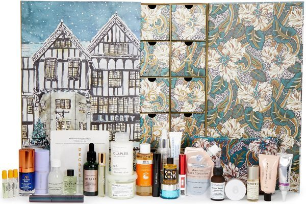 LIBERTY Beaut Advent Calendar 2021 Adventskalender Makeup Skincare Luxus High End
