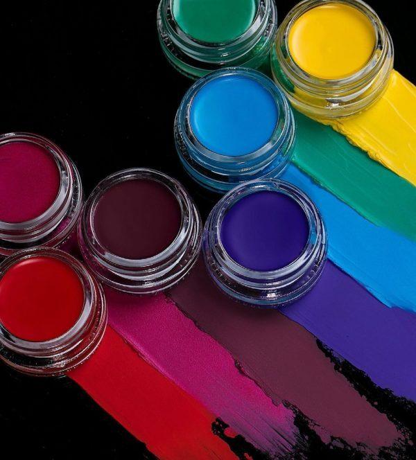KVD 24 Hour Super Brow Pomade bunte Farben