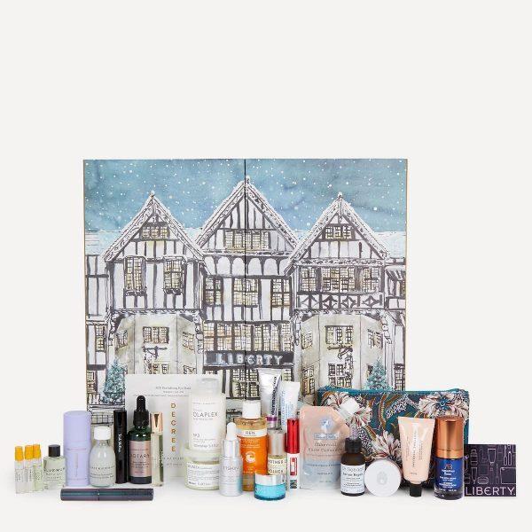 LIBERTY Adventskalender 2021 Inhalt Beauty Produkte