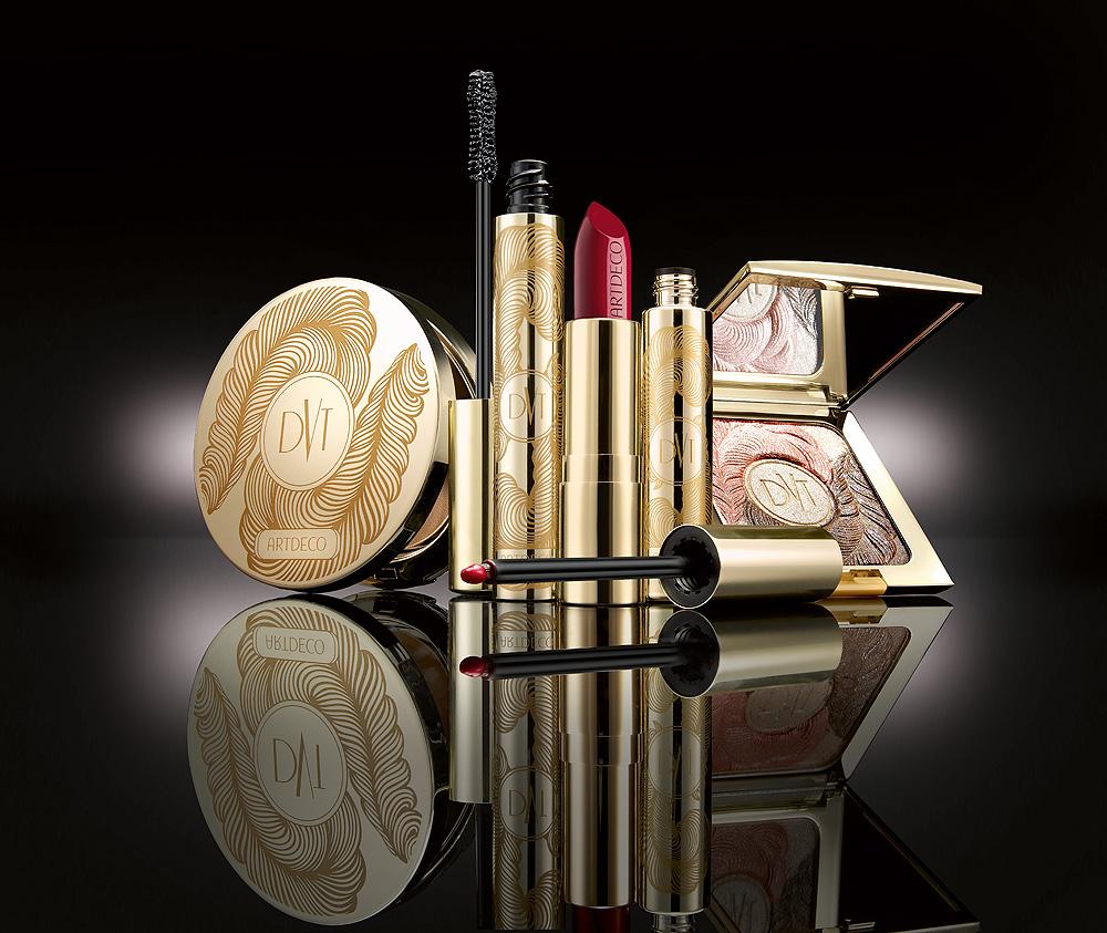 ARTDECO Dita von Teese Golden Vintage - MAGIMANIA Beauty Blog