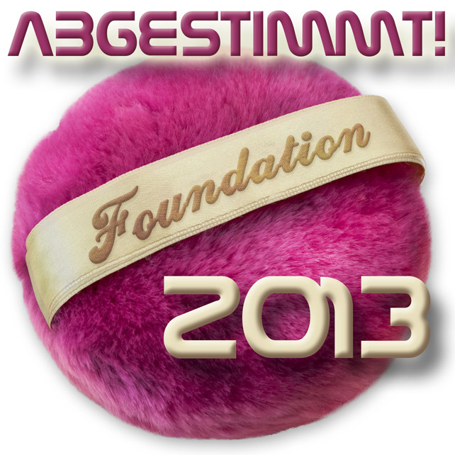 Beste-Foundation-Makeup-2013-Wahl-Voting-MAGIMANIA