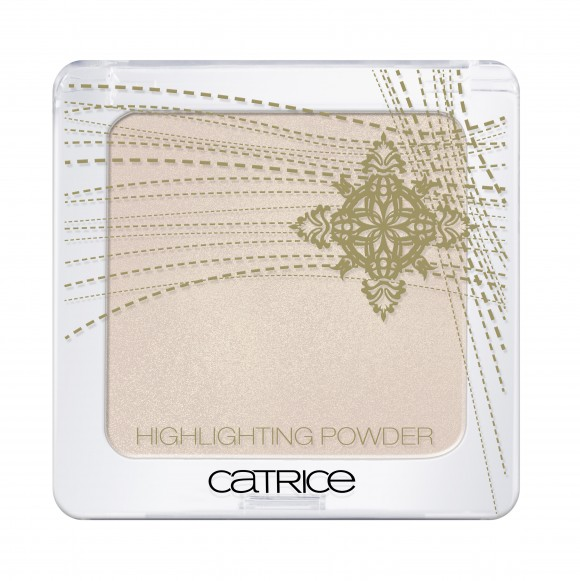 CATRICE Artfully Lustrious Highlighting Powder - SpectaculART
