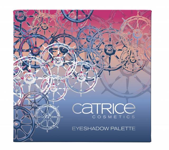 CATRICE Cruise Couture Eyeshadow Palette
