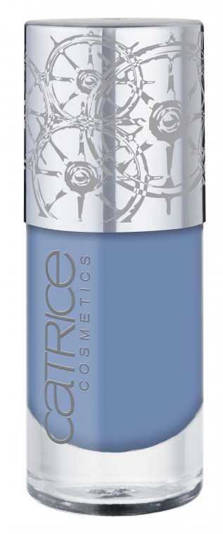 CATRICE Cruise Couture Feel the Yacht Beat Nail Polish