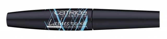 CATRICE Cruise Couture Lashes to Kill Mascara Waterproof