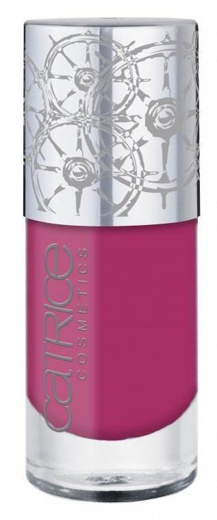 CATRICE Cruise Couture Welcome to Pink Tropez Nail Polish
