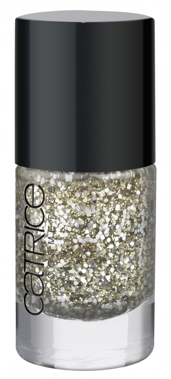 CATRICE SpectaculART Gold Leaf Topcoat