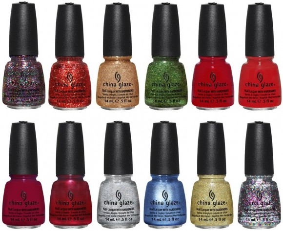 CHINA GLAZE Holiday Joy