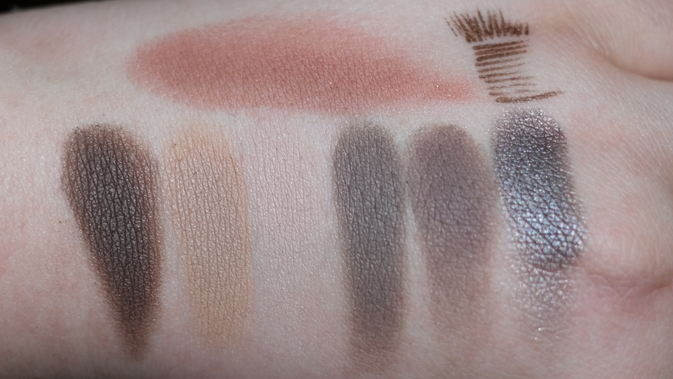 CLARINS Ombre Matte Eyeshadow Fall Collection 2014