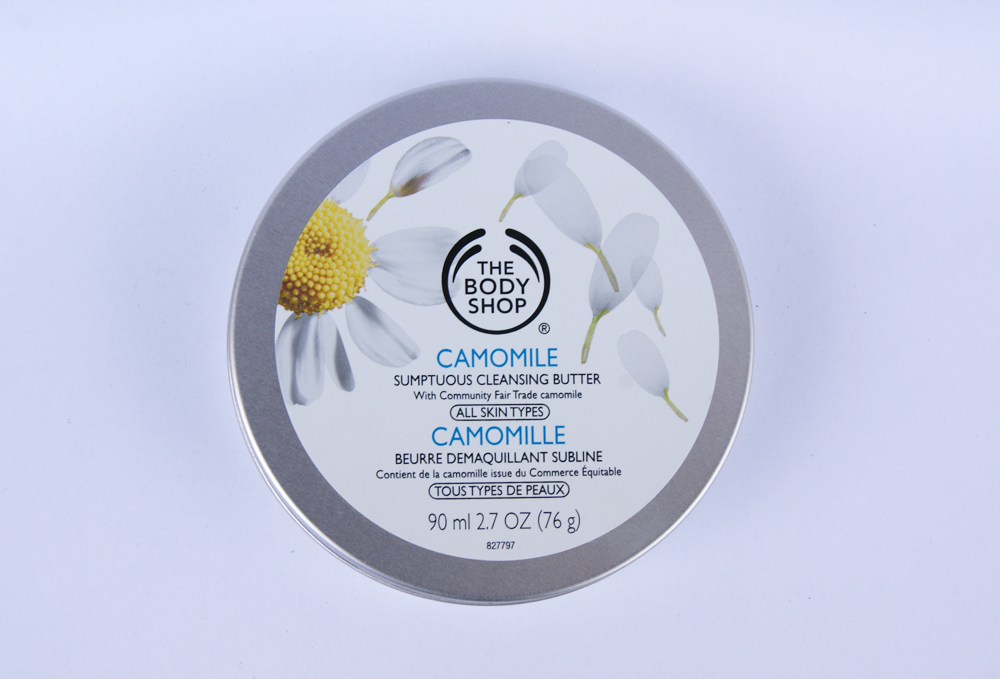 The Body Shop Cleansing Butter