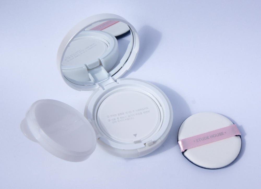 Etude House Any Cushion Hygienesiegel