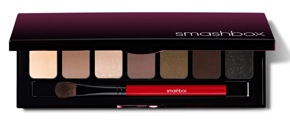 SMASHBOX Fade to Black Eyesadow Palette - Fade In