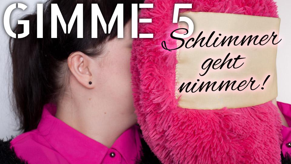 GIMME 5 mieseste Produkte